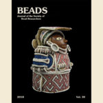 The cover for Beads Volume 30